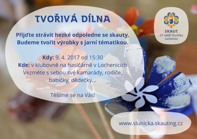 Veronika Ludvíková (Uňa), Tvořivá dílna (1)